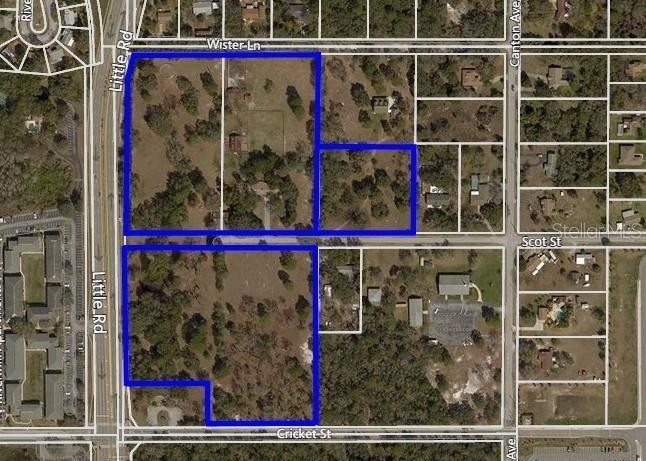 Land for Sale at Gulf Coast Acres, Hudson, FL 34667