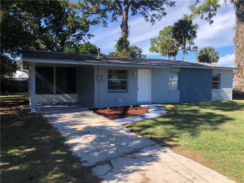 Single Family Home for Sale at Indian River City, Titusville, FL 32780