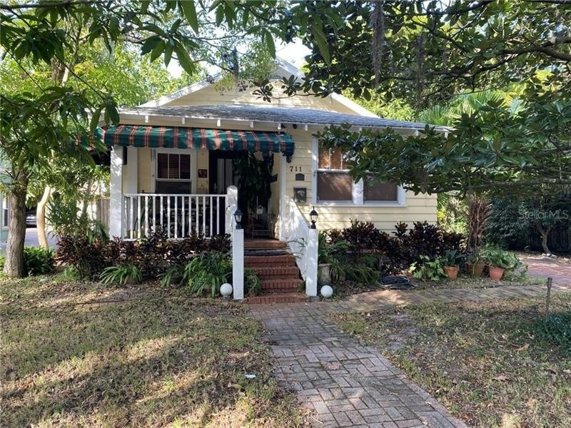 Single Family Home for Sale at Lake Eola Heights Historic District, Orlando, FL 32803