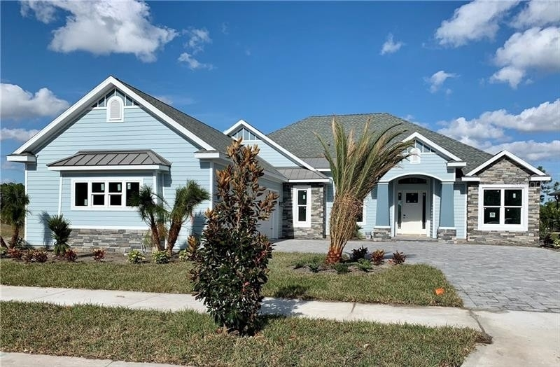 Single Family Home for Sale at North Village, New Smyrna Beach, FL 32168