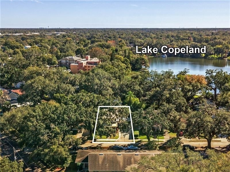 35. Commercial / Office pour l Vente à Lake Copeland Historic District, Orlando, FL 32806