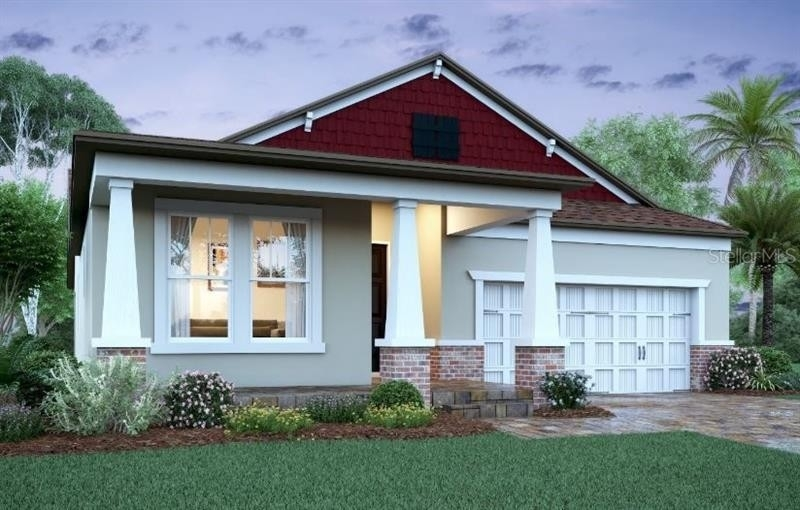 Single Family Home for Sale at Oakland, FL 34787
