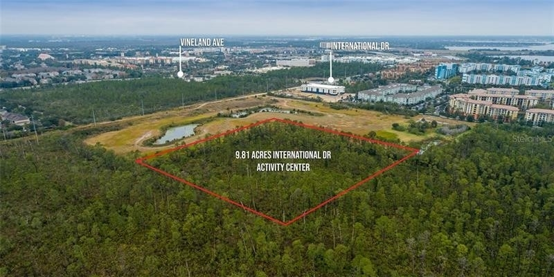 Land for Sale at Orlando, FL 32821
