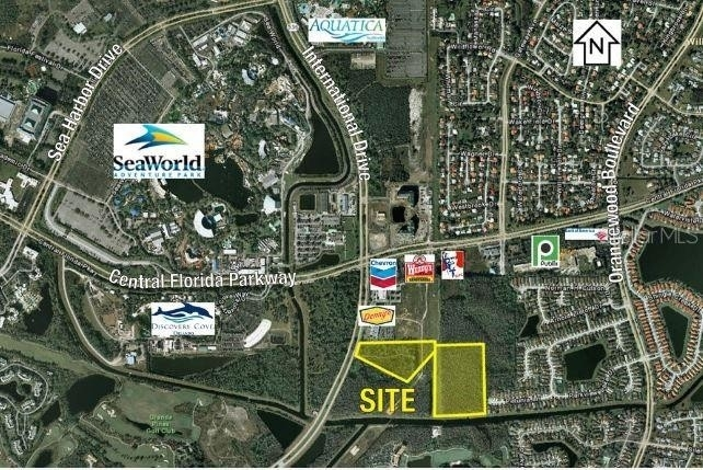 Land for Sale at Williamsburg, Orlando, FL 32821