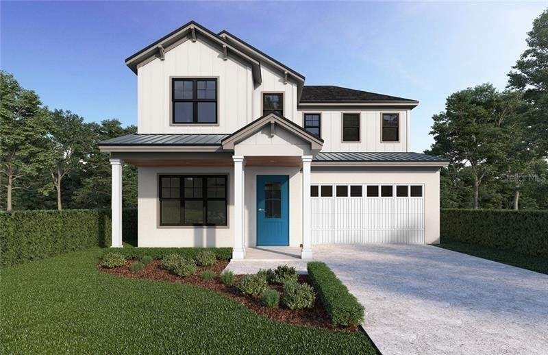 Single Family Home for Sale at College Park, Orlando, FL 32804