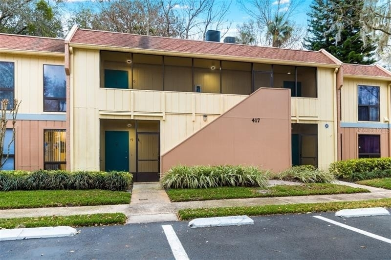 Condominium pour l Vente à 417 SHEOAH BOULEVARD, 20 Highlands, Winter Springs, FL 32708