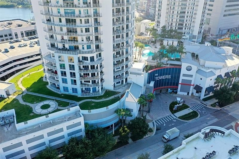 Condominium для того Продажа на 1209 E CUMBERLAND AVENUE, 2505 Channel District, Tampa, FL 33602