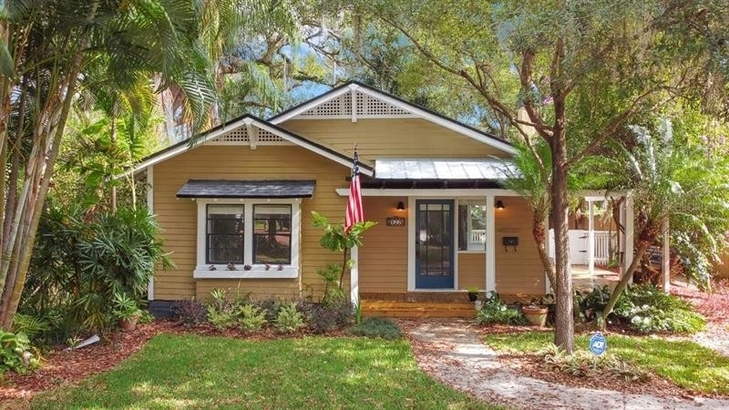 1. Single Family Homes for Sale at Bungalow Park, Orlando, FL 32801