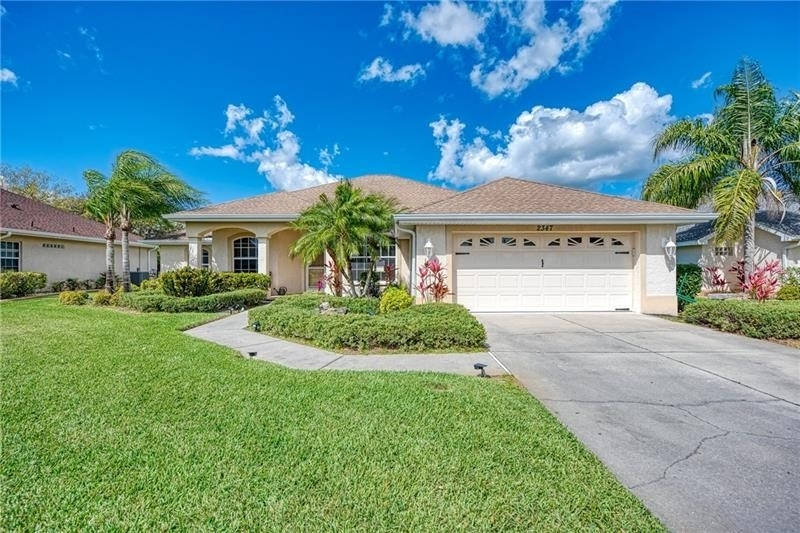 1. Single Family Homes for Sale at Jocky Club of North Point, North Port, FL 34287