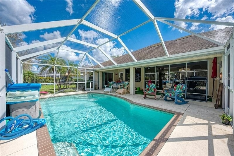 40. Single Family Homes for Sale at Jocky Club of North Point, North Port, FL 34287