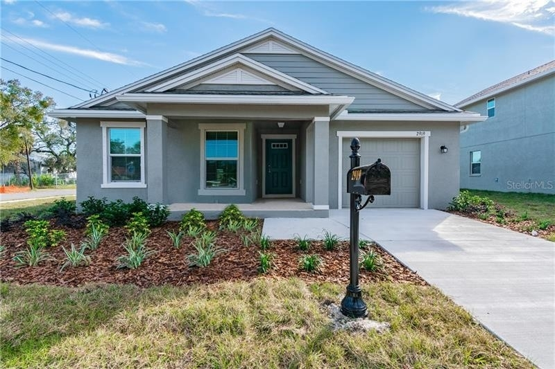 Single Family Home for Sale at Northeast Community, Tampa, FL 33605