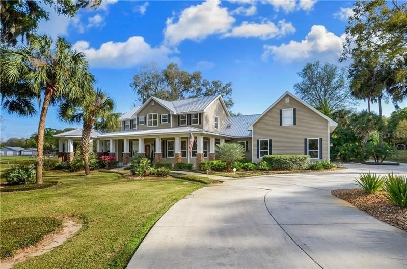 Single Family Home for Sale at Greater Thonotosassa, Thonotosassa, FL 33592