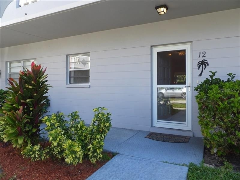 Condominium for Sale at 2294 SWEDISH DRIVE, 12 On Top of the World, Clearwater, FL 33763