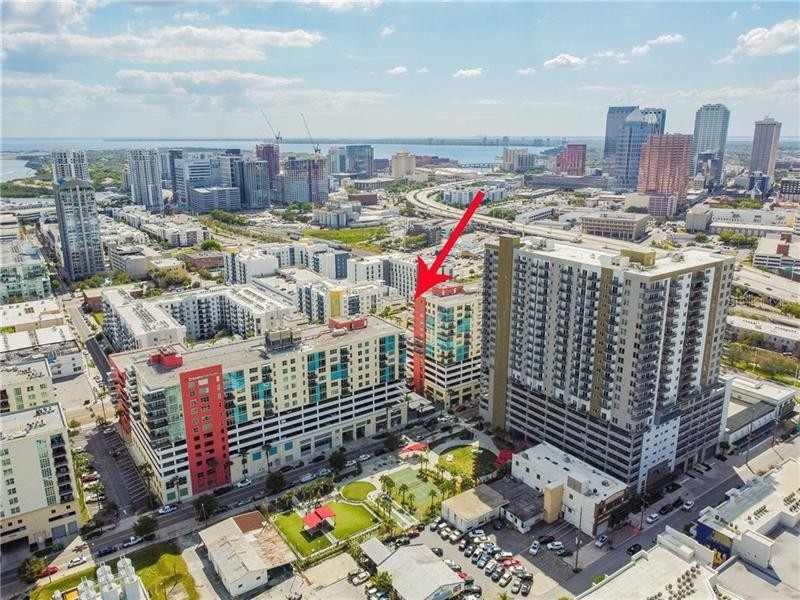 Condominium для того Продажа на 1120 E KENNEDY BOULEVARD, 1530 Channel District, Tampa, FL 33602