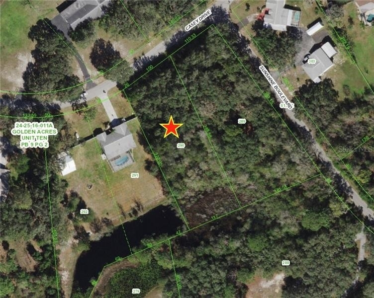 Land for Sale at Golden Acres, New Port Richey, FL 34654