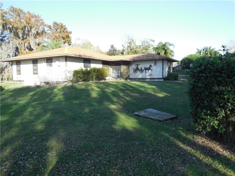 Single Family Home for Sale at Lake Placid, FL 33852