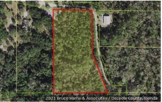 Land for Sale at Citrus Ridge, Kissimmee, FL 34747