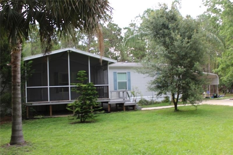 Single Family Home for Sale at Mims, FL 32754