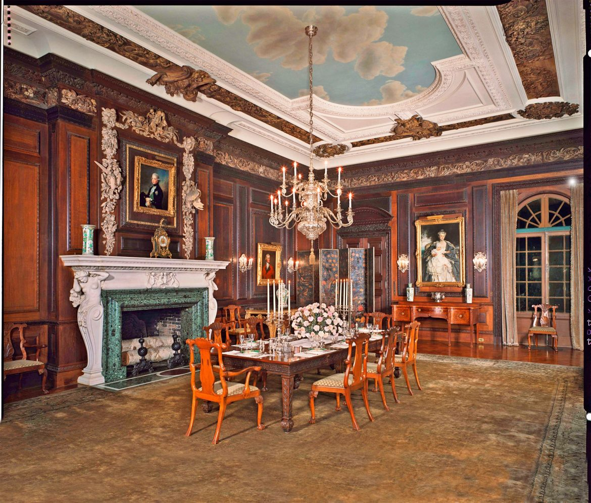 Old Westbury Gardens Interior: Go Behind The Gates Of 4 Historic Long Island Gold Coast