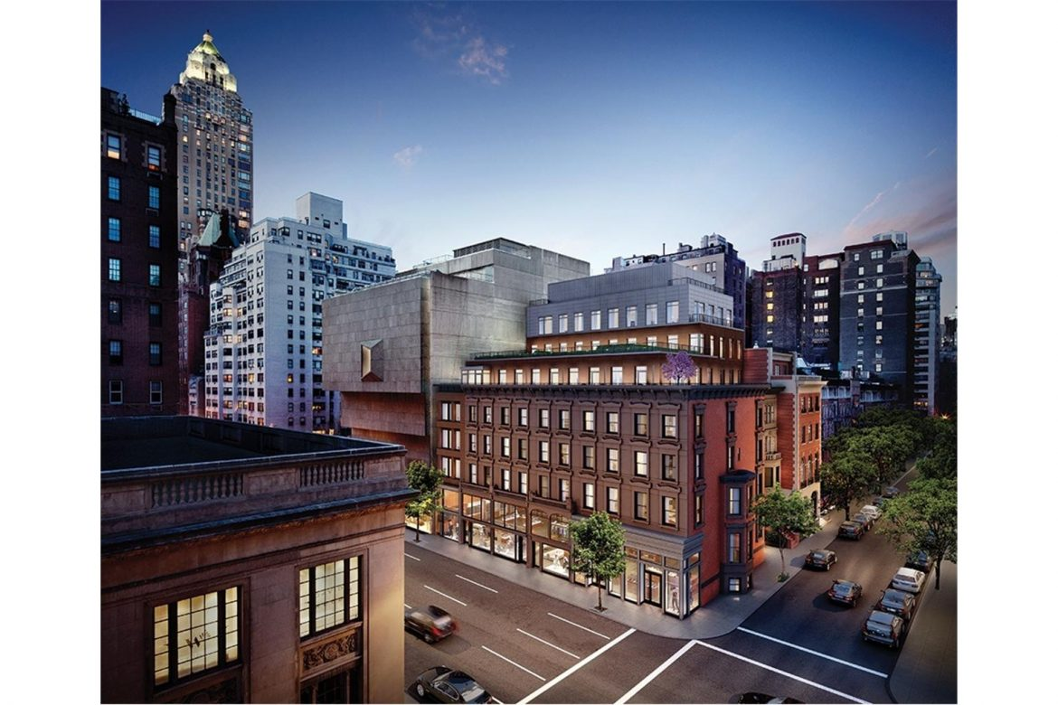 NYC Penthouses - 33 East 74th Street