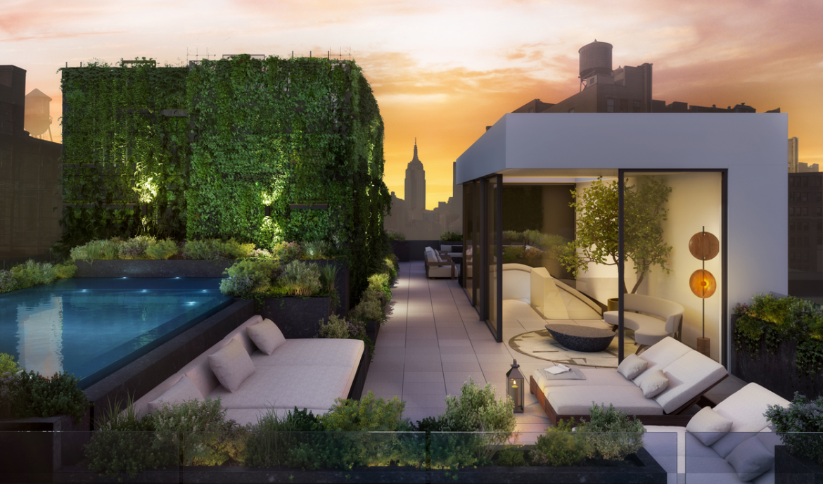 NYC Penthouses - 66 East 11th Street