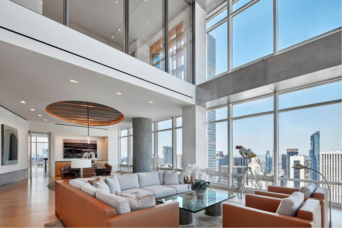 NYC Penthouses - One Beacon Court