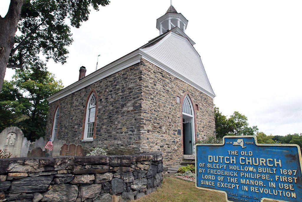 Historic Old Dutch Church, Sleepy Hollow