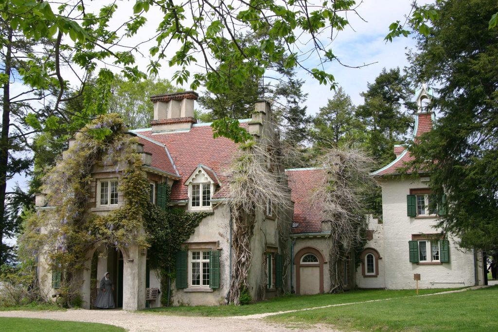 Washington Irving's Home, Sunnyside