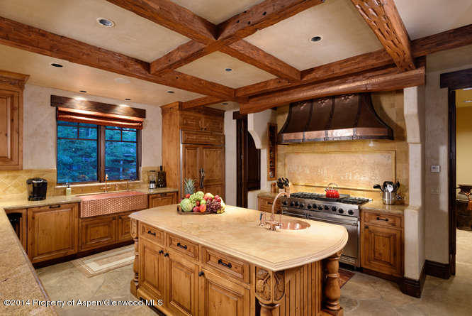 Aspen ski rentals - 155 Exhibition - kitchen