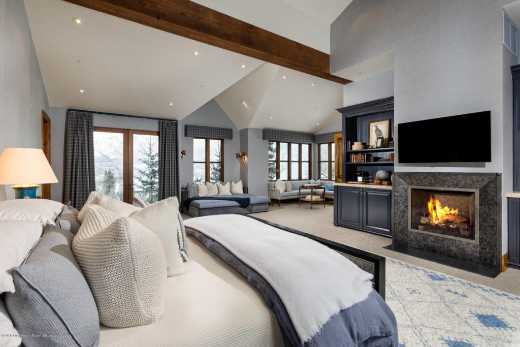 Aspen Ski Homes - 386 Pfister Bedroom