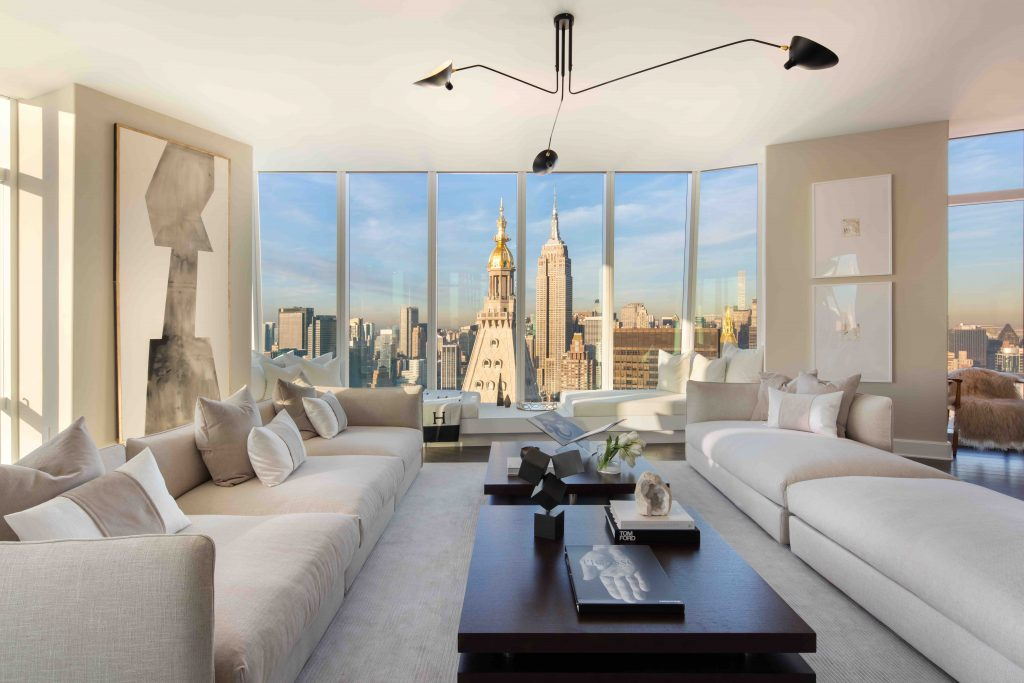 Home Staging - Madison Square Park Tower