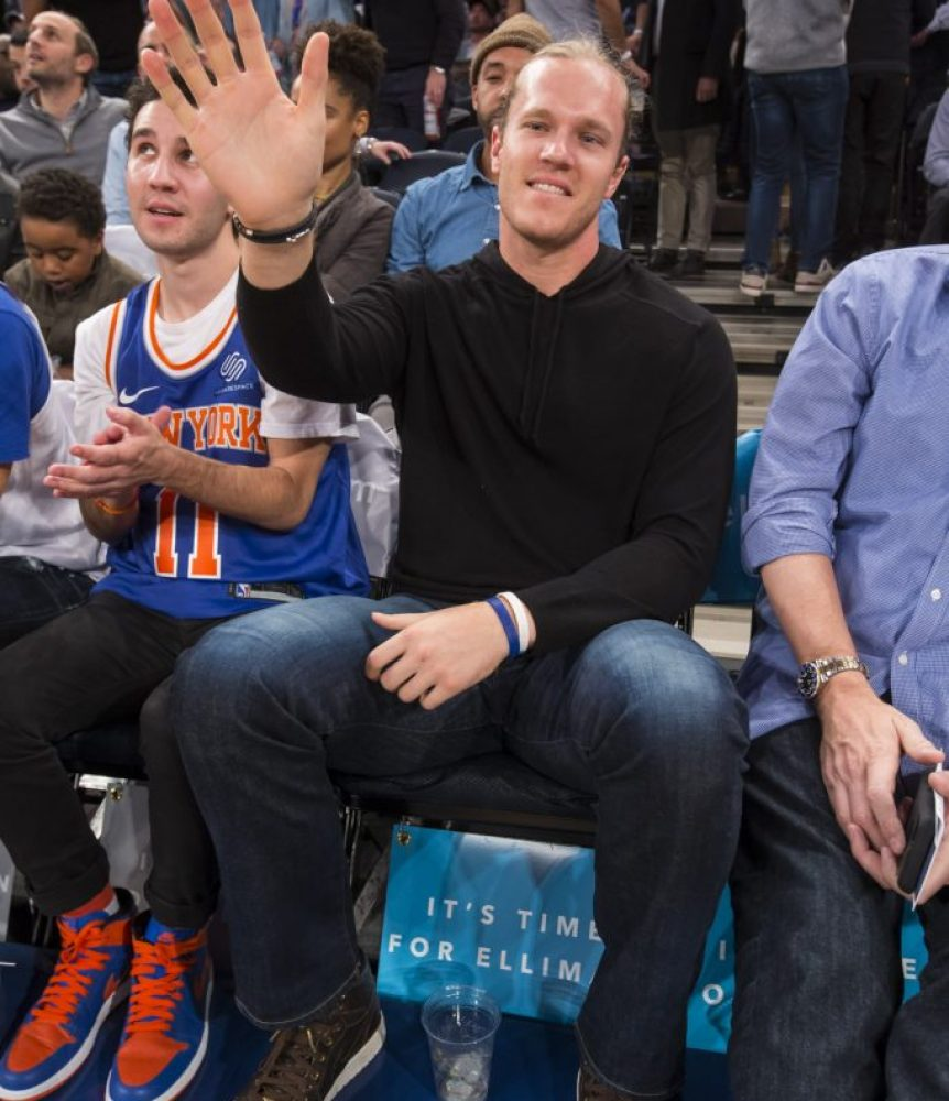New York Knicks Douglas Elliman Celebrity Row