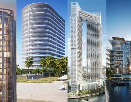 Starchitect buildings Miami