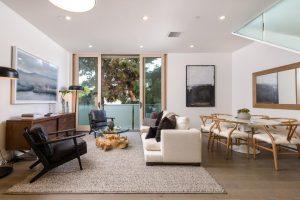 West Hollywood, California livingroom
