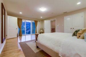 Sunset Strip bedroom