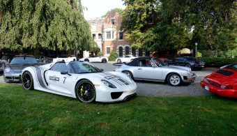 Fort Hill Road Rally-Mansion with Cars4