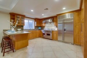 Sunset Strip kitchen