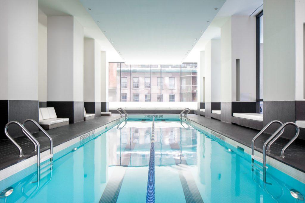 15 William St - indoor pools