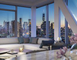 100 Norfolk St 2A Lower East Side New York