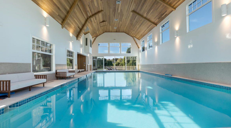 379 Captains Neck Lane - indoor pools