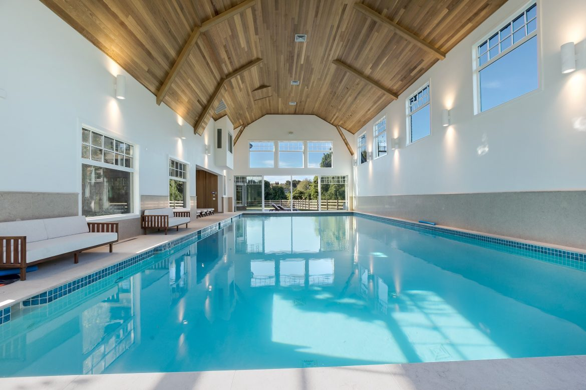 7 Homes Making A Splash With Indoor Pools Elliman Insider