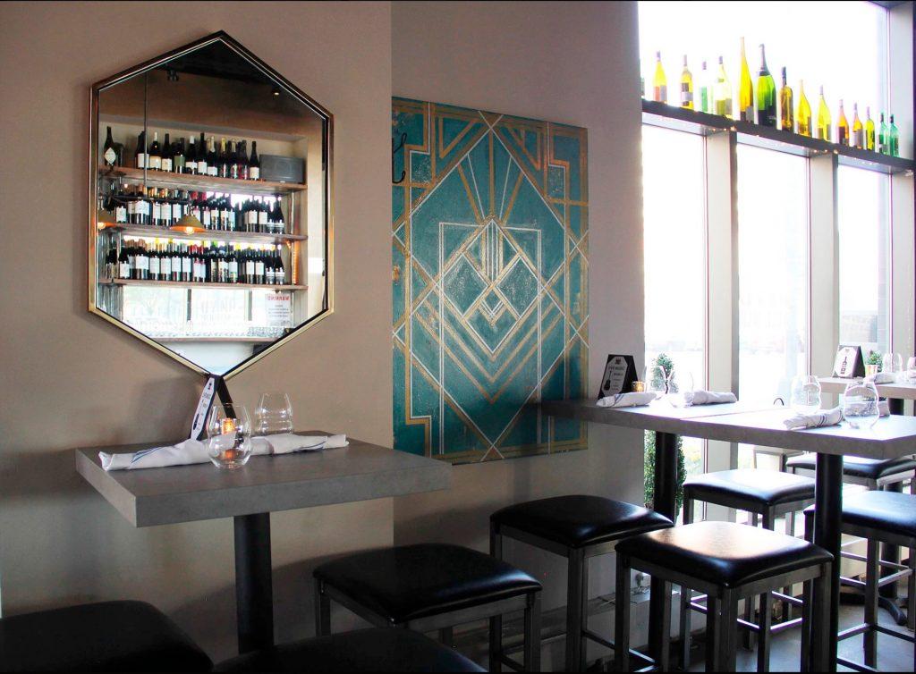 BLVD Wine Bar - Millennials love LIC