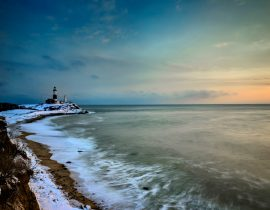 Hamptons Off Season - Montauk lighthouse