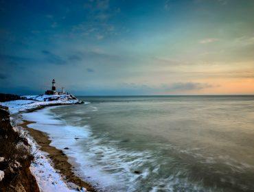 Hamptons Off Season - Montauk lighthouse