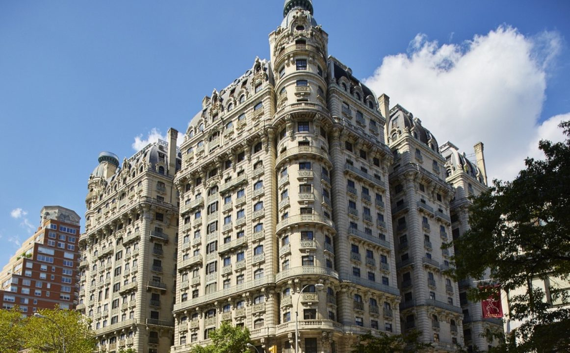 The Ansonia, 2109 Broadway