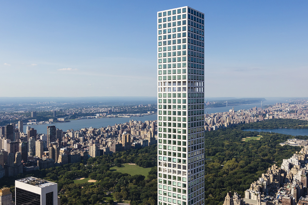 Most Viewed homes 432 Park Ave PH95
