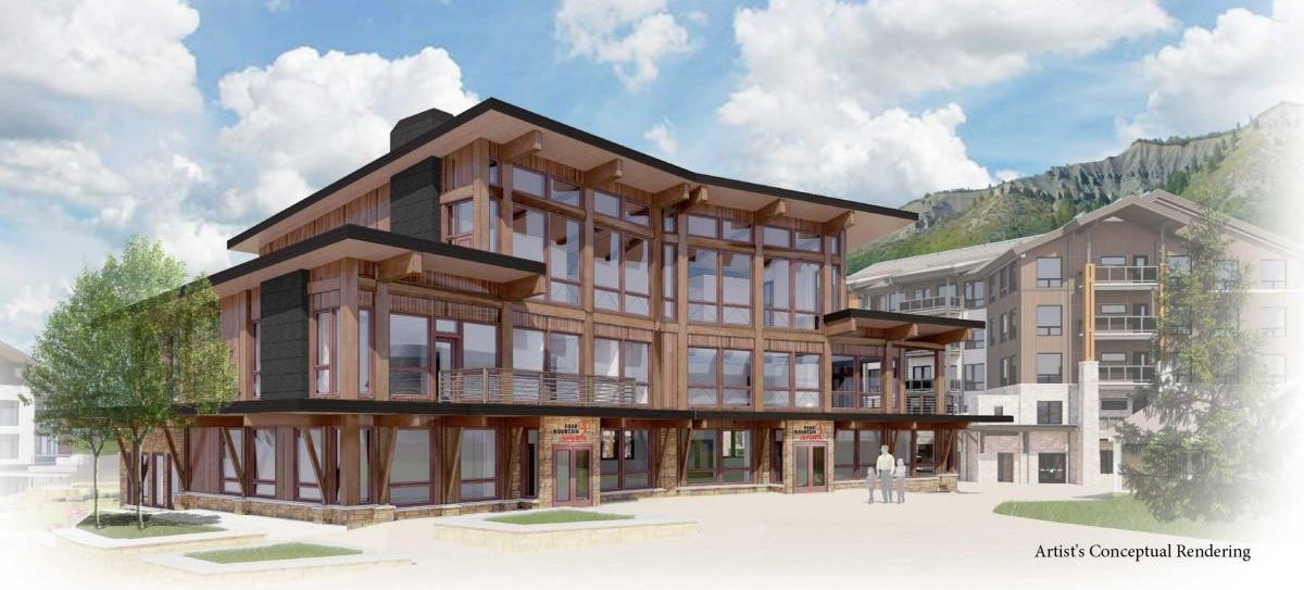 Lumin Building Snowmass Base Village