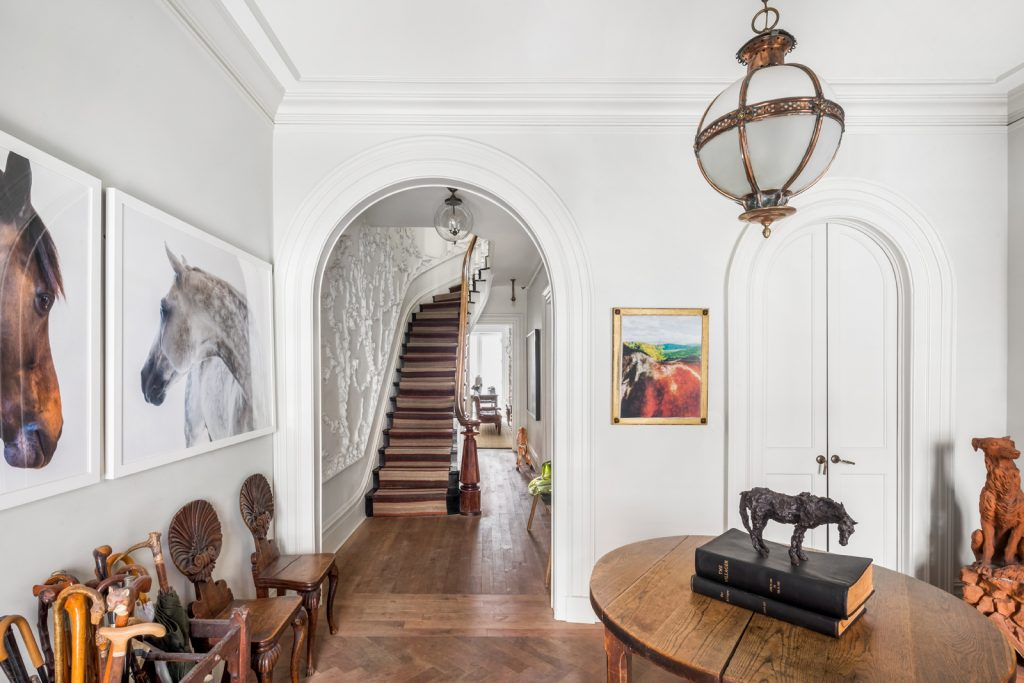 Homes for Art Collectors - 58 West 9th Street, Greenwich Village