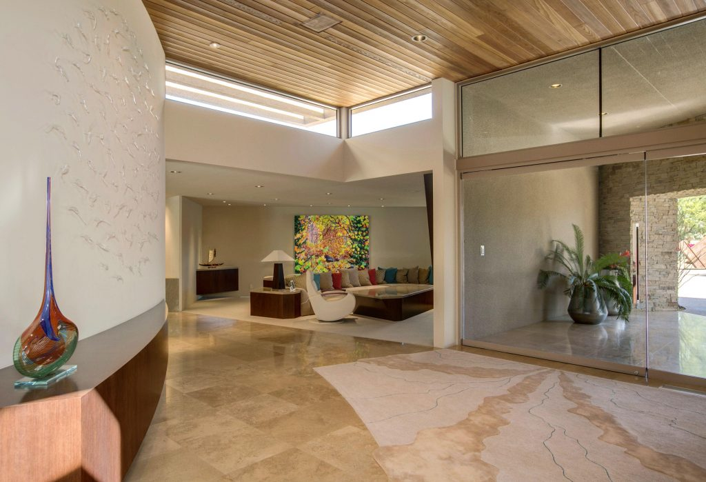 Homes for Art Collectors - 7 CORONADO Court, Rancho Mirage, California