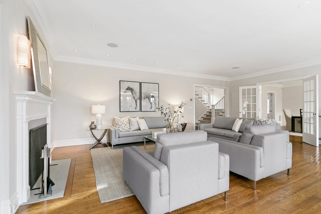 Homes for Art Collectors - 80 Sheldrake Road, Scarsdale, New York